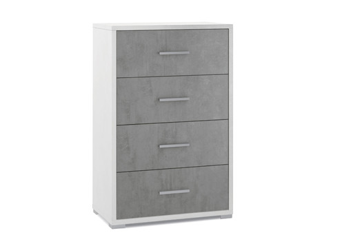 4-drawer unit - Db774 - Doublé collection