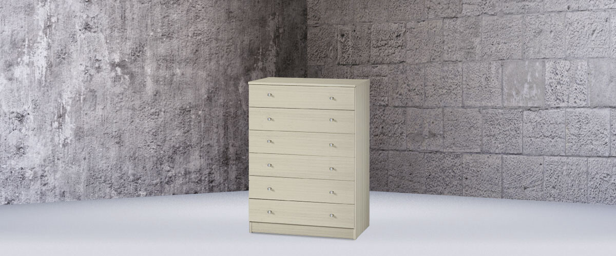 6-drawer unit - 253 - Multiuso collection