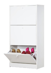 Shoe-rack 3 doors d29 - 193 - Multiuso collection